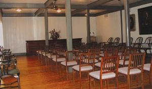Tea Room at Long Row