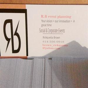 R.B. Event Planning