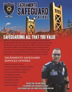 Sacramento Safeguard Patrol