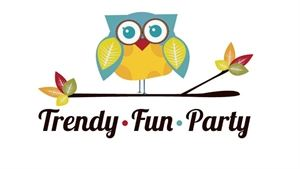 Trendy fun party