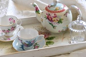 AJ Photo Images - Vintage Decor and Tableware Hire