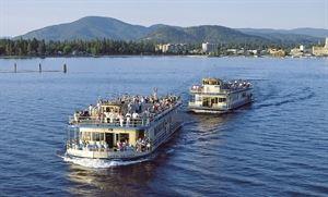 Coeur D'Alene Cruises