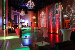 Elements Venue At The Historic Ice House