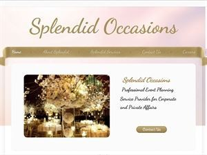 Splendid Occasions
