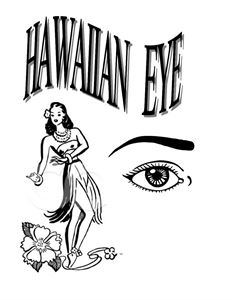 Johnny Uke & The  Hawaiian Eye