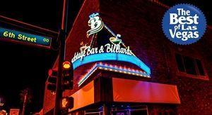 Backstage Bar & Billiards