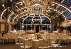 Palm House At Brooklyn Botanic Gardens Brooklyn NY Restaurant