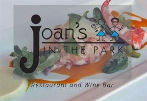Joan's in the Park