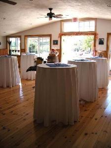 White Pine Vintner's Room