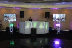 Energetic DJ's