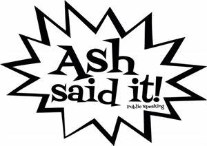 Ash Said It LLC