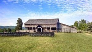 Historic Site/ Barn Area