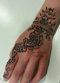 Anusha's Henna Expressions