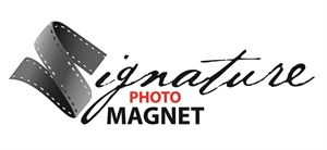 Signature Photo Magnet
