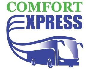 Comfort Express Bus Charter Rental