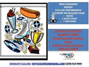 MYTV26 SKATE PARTY