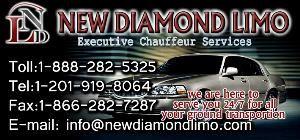 new diamond limo