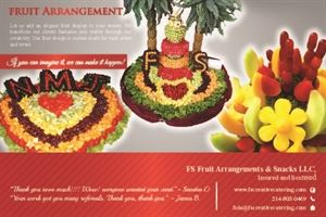 FS Fruit Arrangements & Snacks Catering