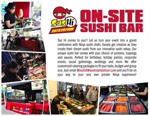 Sus-Hi Eatstation