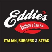 Eddie's Seafood & Raw Bar - Italian Burgers Steak