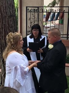 Rich In Love Wedding Officiant