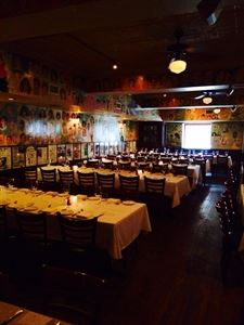 Main Dining Room : Private Buy Out Events