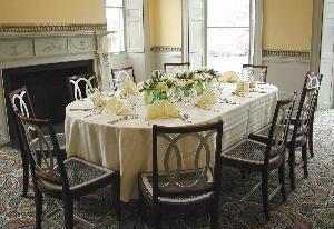 McLellan House Dining Room