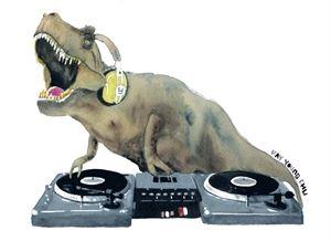 DJ Dinomite