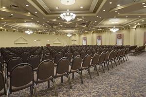 Conference  Centre Floor Plan