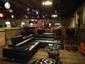 "The ""Quarry"" VIP Event Room at Bedroxx"