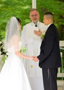 Weddings by Bishop Sean J. Alexander