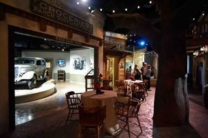 The Buckhorn Saloon & Museum