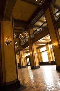 Indiana Hotel Lobby