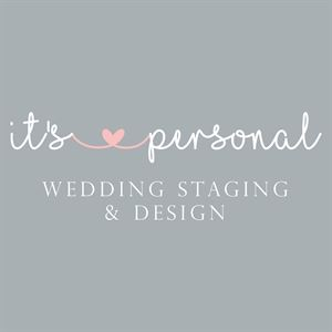 Its Personal Wedding Staging and Design