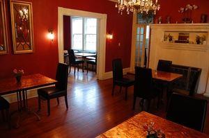 The Vandiver Mansion (Parlor, Lounges & Porch)!