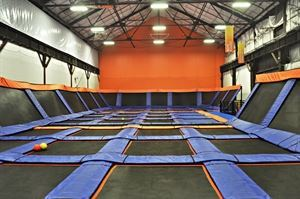 Sky Zone Everett