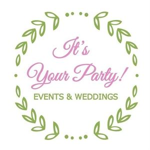 It's Your Party!  Event and Wedding Planners