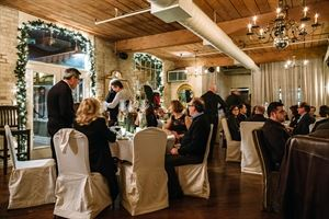 The Fifth & Terrace - Dining Room