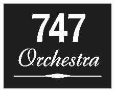 747 Orchestra - Stamford