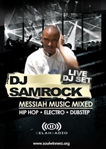 "DJ SAMROCK ""THE CHRISTIAN DJ DIFFERENCE..."""