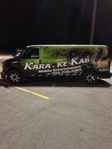 Karaokekab limousine