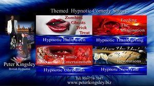 Peter Kingsley British Hypnotist