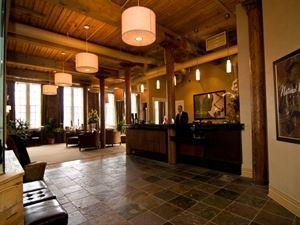 Riverside Foyer
