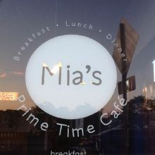 Mia's Prime Time Cafe