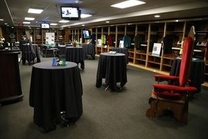 Visitors Clubhouse