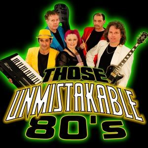 Those Unmistakable 80's
