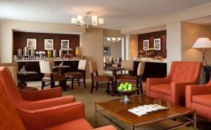 Sheraton Austin Club Lounge