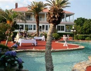 Pool & Rose Garden