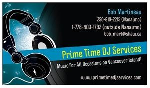 Prime Time DJ Services