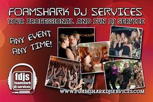 Foamshark DJ Services